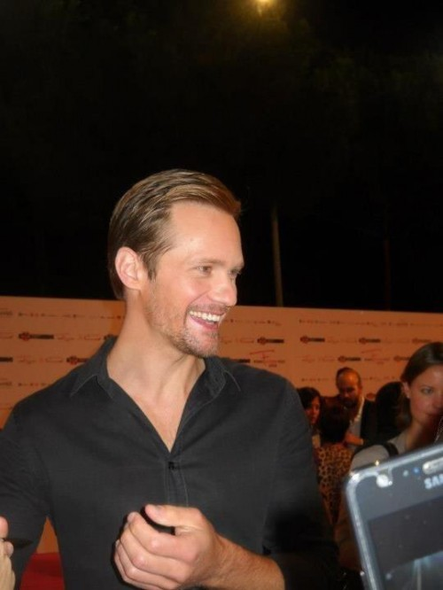 roma fiction fest,true blood,alexander skarsgard,kirstin bauer van straten,valentina cervi